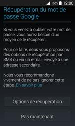 Samsung J100H Galaxy J1 - Applications - Créer un compte - Étape 12