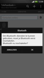 HTC One - Contacten en data - Contacten overzetten via Bluetooth - Stap 10