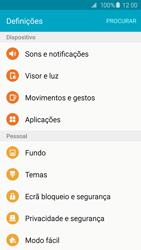 Samsung Galaxy S6 - Chamadas - Como bloquear chamadas de um número -  4