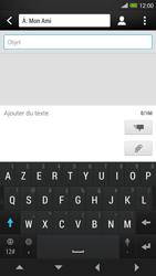 HTC One Max - MMS - envoi d'images - Étape 8