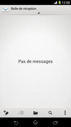 Sony C6903 Xperia Z1 - E-mail - Configuration manuelle - Étape 19