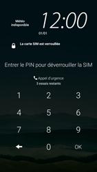 HTC Desire 626 - Premiers pas - Créer un compte - Étape 2