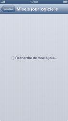 Apple iPhone 5 - Appareil - Mises à jour - Étape 6