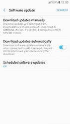Samsung A320 Galaxy A3 (2017) - Network - Installing software updates - Step 6