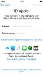 Apple iPhone 6s iOS 10 - Primeiros passos - Como ligar o telemóvel pela primeira vez -  18