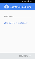 Samsung Galaxy J1 (2016) (J120) - E-mail - Configurar Gmail - Paso 12