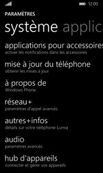 Microsoft Lumia 435 - Device maintenance - Retour aux réglages usine - Étape 5