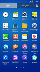 Samsung I9295 Galaxy S IV Active - Internet - Hoe te internetten - Stap 2