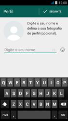 NOS NOVU - Aplicações - Como configurar o WhatsApp -  10