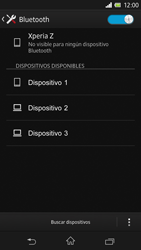 Sony Xperia Z - Bluetooth - Transferir archivos a través de Bluetooth - Paso 10