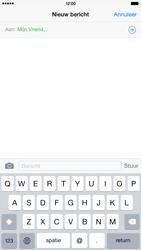 Apple iPhone 6 Plus iOS 8 - MMS - afbeeldingen verzenden - Stap 6