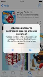 Apple iPhone SE iOS 10 - Aplicaciones - Descargar aplicaciones - Paso 17