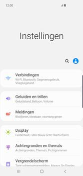 Samsung Galaxy S10 Plus - Internet - mijn data verbinding delen - Stap 4