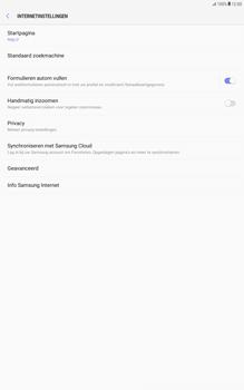 Samsung Galaxy Tab A 10.1 - Android Nougat - Internet - Handmatig instellen - Stap 28