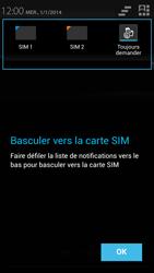 Wiko Darkmoon - SMS - Configuration manuelle - Étape 4