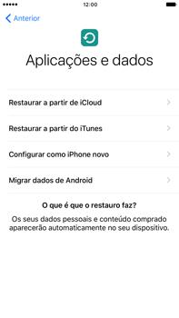 Apple iPhone 7 Plus - Primeiros passos - Como ligar o telemóvel pela primeira vez -  17