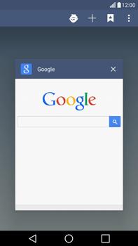 LG G4 Stylus (LG-H635) - Internet - Hoe te internetten - Stap 11