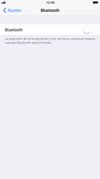 Apple iPhone 8 Plus - Bluetooth - Conectar dispositivos a través de Bluetooth - Paso 4