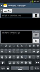 Samsung Galaxy Grand 2 4G - Contact, Appels, SMS/MMS - Envoyer un SMS - Étape 9