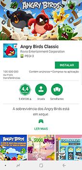 Samsung Galaxy S9 Plus - Aplicações - Como pesquisar e instalar aplicações -  15
