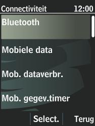 Nokia 301-1 - Bluetooth - Headset, carkit verbinding - Stap 5