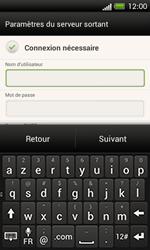 HTC C525u One SV - E-mail - Configuration manuelle - Étape 12