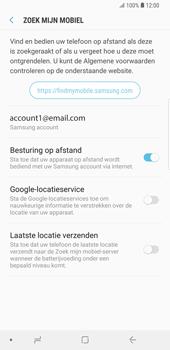 Samsung Galaxy S9 Plus - Beveiliging en privacy - zoek mijn mobiel activeren - Stap 7