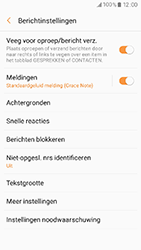 Samsung Galaxy A3 (2017) - SMS - handmatig instellen - Stap 6