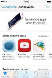 Apple iPhone 4 S iOS 9 - Applicaties - MyProximus - Stap 3