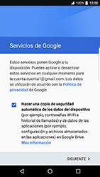 BlackBerry DTEK 50 - E-mail - Configurar Gmail - Paso 14