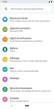 Google Pixel 3 - Internet - Configuration manuelle - Étape 4