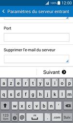 Samsung G318H Galaxy Trend 2 Lite - E-mail - Configuration manuelle - Étape 11