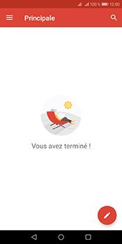Huawei Y6 (2018) - E-mails - Ajouter ou modifier votre compte Gmail - Étape 6