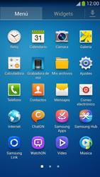 Samsung Galaxy S4 - Internet - Configurar Internet - Paso 17