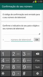Samsung Galaxy S3 - Aplicações - Como configurar o WhatsApp -  6