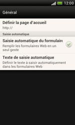 HTC T328e Desire X - Internet - Configuration manuelle - Étape 19