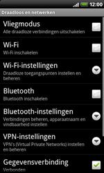 HTC A8181 Desire - WiFi - Handmatig instellen - Stap 5