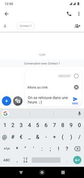 Xiaomi Mi A2 Lite - MMS - envoi d'images - Étape 12