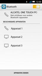 Alcatel OT-5036X Pop C5 - Bluetooth - Aanzetten - Stap 5