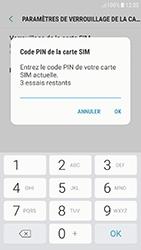 Samsung Galaxy J5 (2017) - Sécuriser votre mobile - Personnaliser le code PIN de votre carte SIM - Étape 8