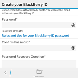 BlackBerry Classic - Applications - Downloading applications - Step 12