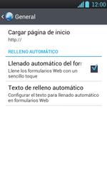 LG Optimus L7 - Internet - Configura el Internet - Paso 27