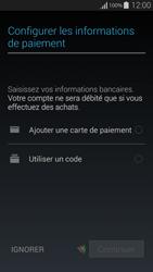 Samsung Galaxy Alpha - Premiers pas - Créer un compte - Étape 26