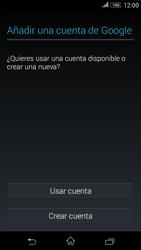 Sony Xperia E4g - E-mail - Configurar Gmail - Paso 9