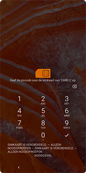 Nokia 3-1-plus-dual-sim-ta-1104-android-pie - Internet - Handmatig instellen - Stap 36