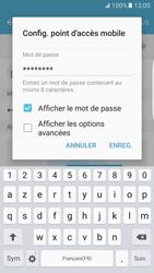 Samsung Galaxy S7 Edge - Internet et connexion - Partager votre connexion en Wi-Fi - Étape 10