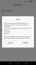 Huawei P9 - E-mail - Configurar Outlook.com - Paso 5