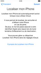 Apple iPhone 6 Plus iOS 8 - Premiers pas - Créer un compte - Étape 33