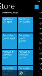 Nokia Lumia 930 - Applicaties - Downloaden - Stap 7