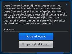 BlackBerry 9790 Bold - BlackBerry activeren - BlackBerry ID activeren - Stap 7